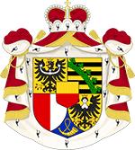 Staatswappen-Liechtensteins
